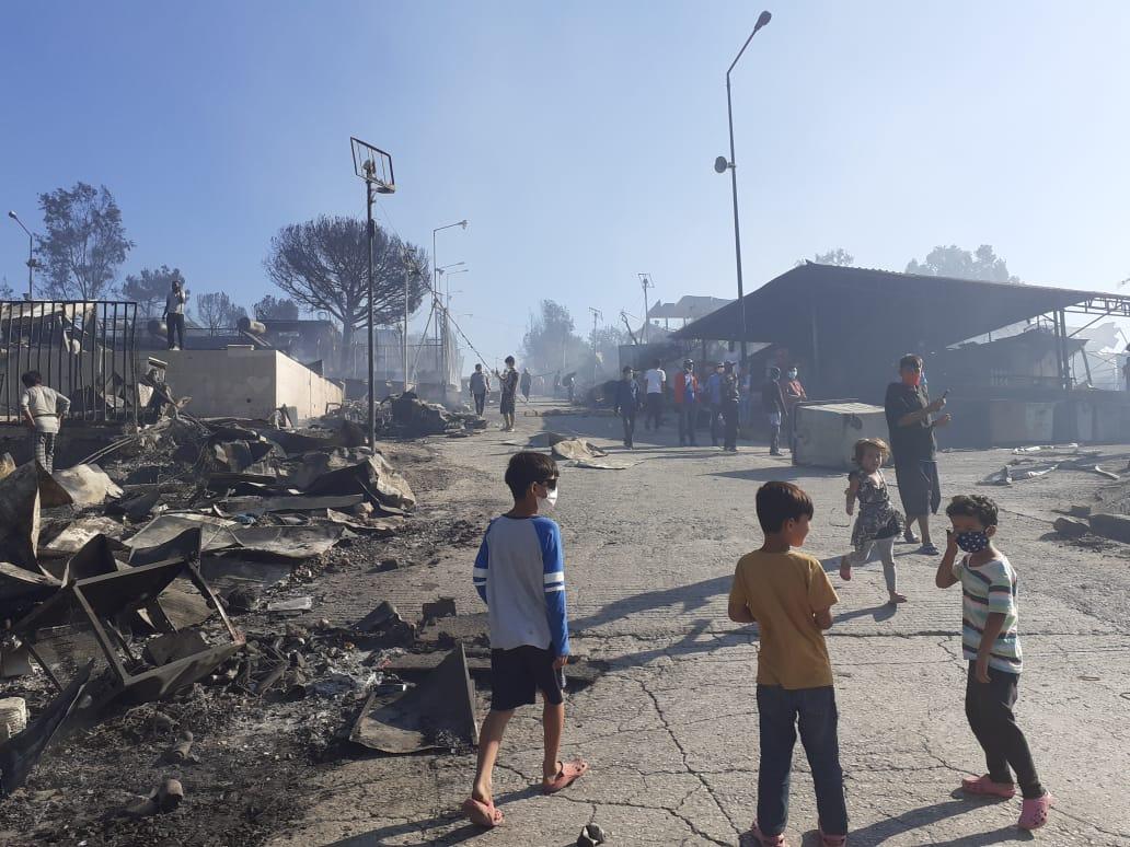 12 000 personnes- dont des enfants- n'ont depuis ce matin plus d'endroit où loger