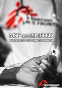 "L'affiche du film MSF ""MSFunlimited"""