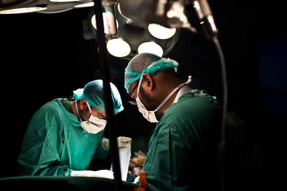 opération orthopédique MSF