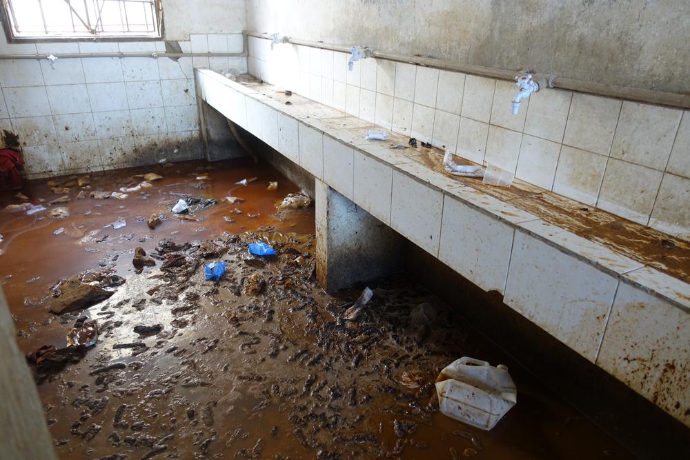 sanitaire voorzieningen in Misrata