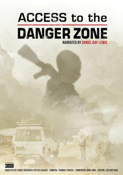 Affiche du film 'Access to the danger zone""