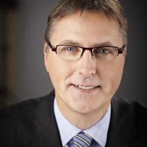 Portret van Ignace de Rijter, senior vice-president human ressources van het bedrijf Umicore