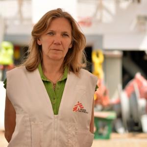 Meinie Nicolaï, Directrice générale de Médecins Sans Frontières