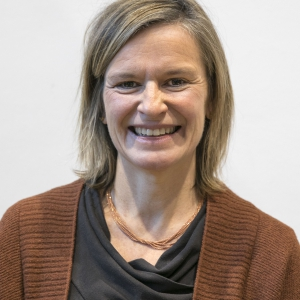 Cathy Masset, juriste bij AZG