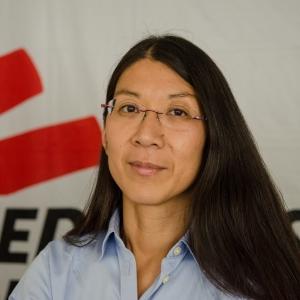 Portrait de Joanne Liu