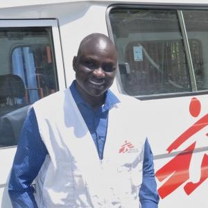 Medisch coördinator bij Artsen Zonder Grenzen