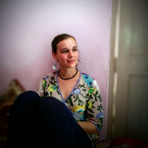 Portrait de Charlotte, médecin pour MSF