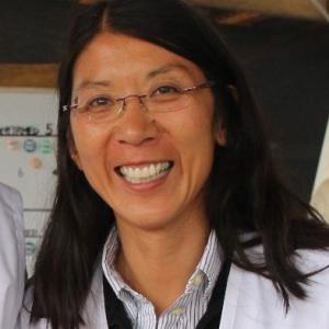 Joanne Liu, présidente internationale de Médecins Sans Frontières