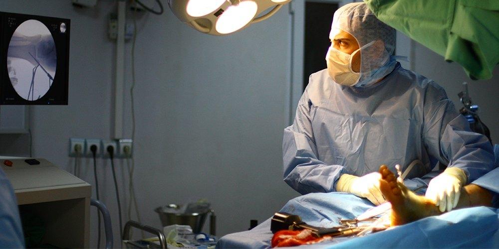 Orthopaedic Surgeon Doctors Without Borders