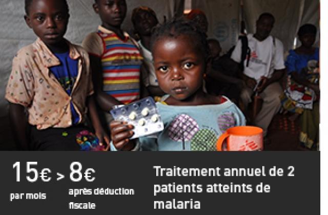 Traitement malaria