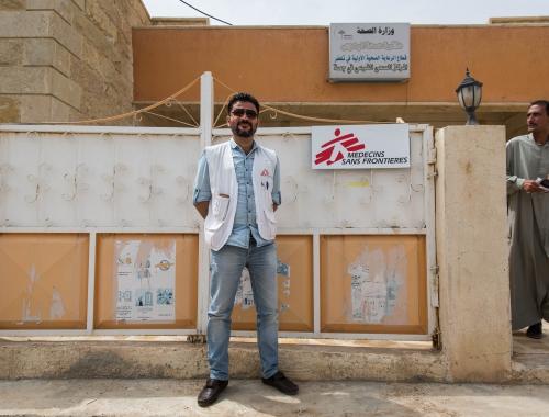 Getuigenis van verpleegkundige Baroj, gevlucht uit Mosoel, Irak, voor IS
