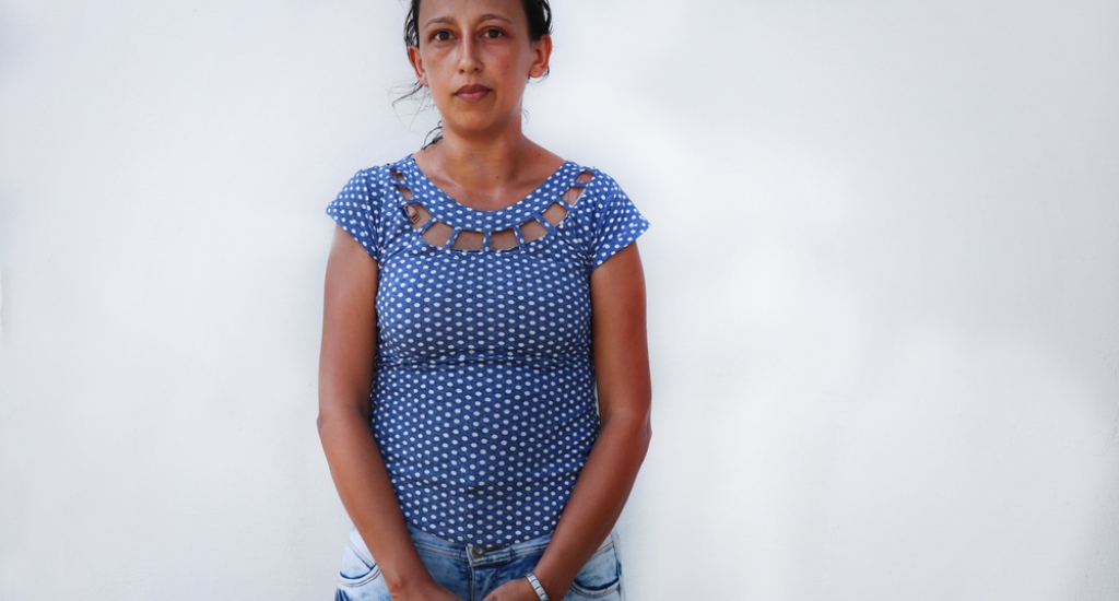 Portrait de Yamileth