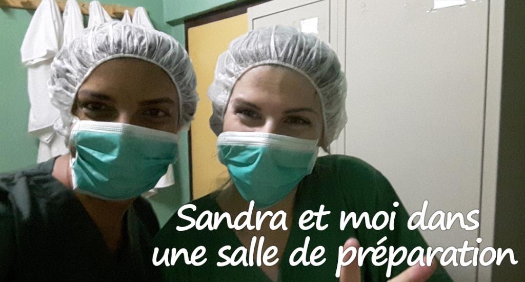 Solenn et Sandra