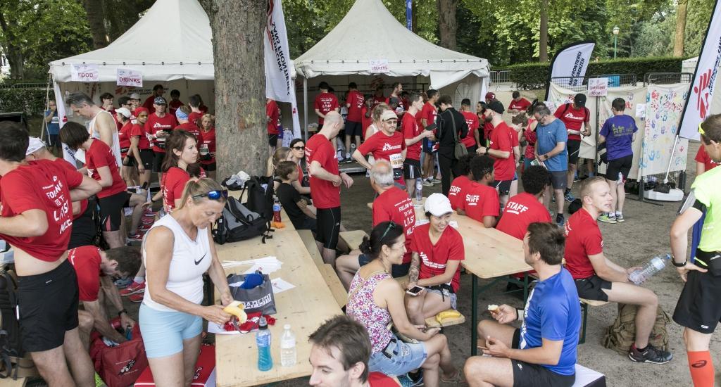 20km de Bruxelles 2018 avec MSF