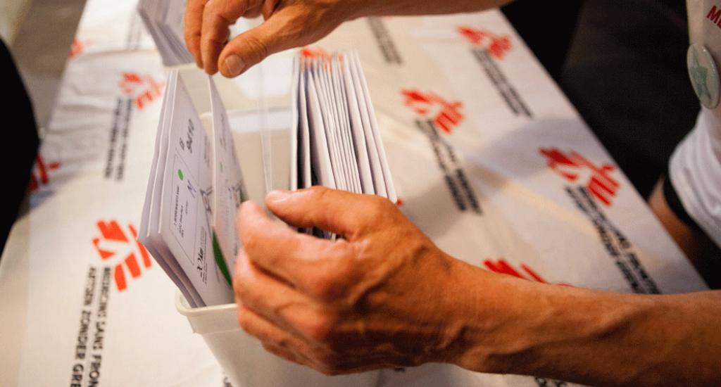 Recherche de dossards MSF 20 km Bxl 2016