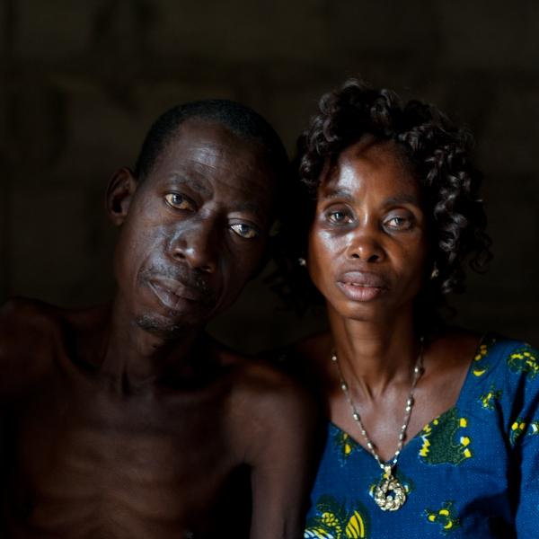 Jean-Pierre et Maria © Peter Casaer
